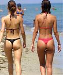 Non Nude Bikini Girls